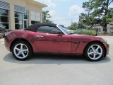 2009 saturn sky ruby red special edition roadster data info and specs. Black Bedroom Furniture Sets. Home Design Ideas