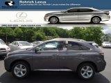 2013 Nebula Gray Pearl Lexus RX 350 AWD #65481123