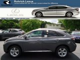 2013 Nebula Gray Pearl Lexus RX 350 AWD #65481122