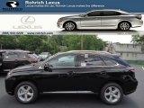 2013 Obsidian Black Lexus RX 350 AWD #65481118