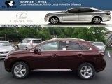 2013 Claret Red Mica Lexus RX 350 AWD #65481116