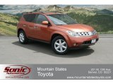 2004 Sunlit Copper Metallic Nissan Murano SE AWD #65480648