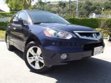 2007 Royal Blue Pearl Acura RDX Technology #65448446