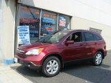 2009 Tango Red Pearl Honda CR-V EX-L 4WD #65554138