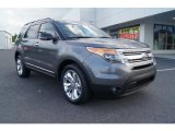 2013 Sterling Gray Metallic Ford Explorer XLT 4WD #65553565