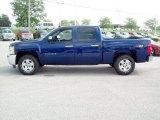 2012 Chevrolet Silverado 1500 Blue Topaz Metallic