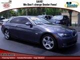 2007 Sparkling Graphite Metallic BMW 3 Series 328i Convertible #65554071