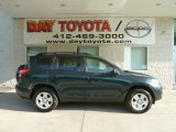 2010 Black Forest Pearl Toyota RAV4 I4 4WD #65553464