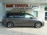 2012 Predawn Gray Mica Toyota Sienna SE #65553463