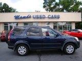 2006 Royal Blue Pearl Honda CR-V EX 4WD #65553680