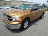 2012 Saddle Brown Pearl Dodge Ram 1500 SLT Quad Cab #65553996