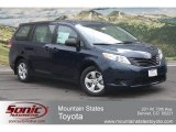 2012 South Pacific Pearl Toyota Sienna V6 #65553380