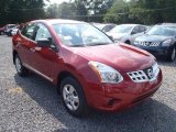 2012 Cayenne Red Nissan Rogue S #65553108