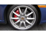2007 Porsche 911 Carrera 4S Coupe Wheel