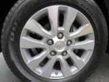 2010 Toyota Tundra Platinum CrewMax 4x4 Wheel