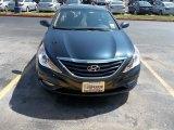 2013 Pacific Blue Pearl Hyundai Sonata GLS #65611885