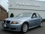 2009 Blue Water Metallic BMW 3 Series 328xi Sedan #65611875