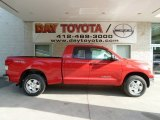 2012 Radiant Red Toyota Tundra TRD Double Cab 4x4 #65611864
