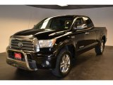2008 Black Toyota Tundra Limited Double Cab 4x4 #65612532