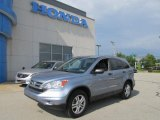 2010 Glacier Blue Metallic Honda CR-V EX AWD #65611821