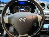 2008 Hyundai Tiburon GT Steering Wheel