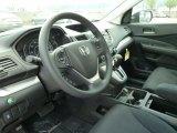2012 Honda CR-V EX 4WD Dashboard