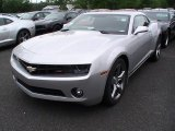 2012 Silver Ice Metallic Chevrolet Camaro LT Coupe #65611731