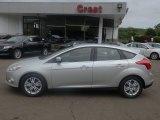 2012 Ingot Silver Metallic Ford Focus SEL 5-Door #65611707