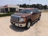 2012 Golden Bronze Metallic Ford F150 XLT SuperCrew 4x4 #65612190
