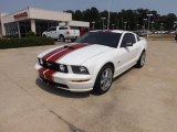2007 Performance White Ford Mustang GT Premium Coupe #65612185