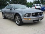 2006 Tungsten Grey Metallic Ford Mustang V6 Premium Coupe #65612172