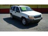 2002 Stone White Jeep Grand Cherokee Laredo #65612148