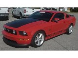 2009 Ford Mustang Racecraft 420S Supercharged Coupe Data, Info and Specs