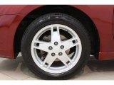 Mitsubishi Galant 2007 Wheels and Tires