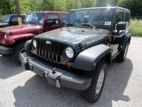 2012 Black Jeep Wrangler Rubicon 4X4 #65612398