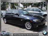 2010 Monaco Blue Metallic BMW 3 Series 328i Sedan #65612096