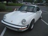 1986 Porsche 911 White