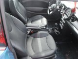 2007 Mini Cooper Hardtop Punch Carbon Black Interior