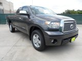 2012 Magnetic Gray Metallic Toyota Tundra Limited Double Cab #65612070