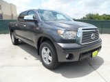 2012 Magnetic Gray Metallic Toyota Tundra Limited CrewMax #65612068