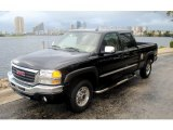 2005 Onyx Black GMC Sierra 1500 SLE Crew Cab #65612054
