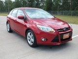 2012 Red Candy Metallic Ford Focus SE Sport 5-Door #65681574