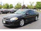 2006 Black Chevrolet Monte Carlo SS #65681561