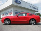 2013 Race Red Ford Mustang V6 Coupe #65680789