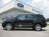 2013 Tuxedo Black Metallic Ford Explorer Limited 4WD #65680784
