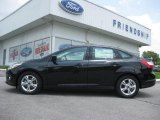 2012 Tuxedo Black Metallic Ford Focus SE Sport Sedan #65680763
