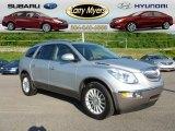 2010 Quicksilver Metallic Buick Enclave CXL AWD #65681533