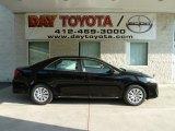 2012 Attitude Black Metallic Toyota Camry LE #65680728