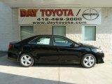 2012 Attitude Black Metallic Toyota Camry SE #65680724