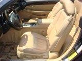 2008 Lexus SC Interiors